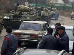 Обнародованы фото поездов с военной техникой РФ на границе с Украиной