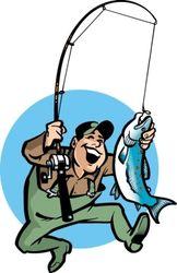"""Как в """"Одноклассники"""" празднуют профессиональный праздник – День рыбака"""