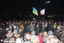 Погода против проевропейских майданов в Украине – знак свыше или испытание