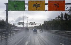 Въезд в Москву для автотранспорта станет платным – СМИ