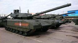 """Украинские военные эксперты оценили новый российский танк """"Армата"""""""
