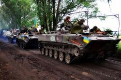 Боевики занялись маскировкой огневых позиций и стоянок военной техники – ИС