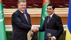 Визит Порошенко в Туркменистан оказался весьма плодотворным