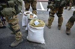 Донбасс стал центром контрабанды в Украине