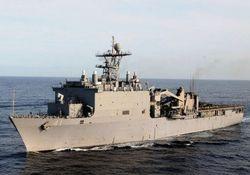 Корабль ВМС США прибыл в Черное море на учения