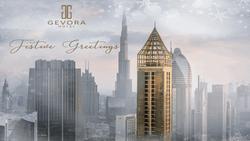 Самый высокий в мире отель Gevora в Дубае