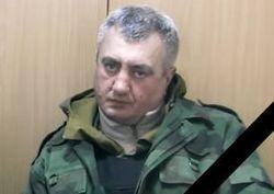 При окружении Луганска героически погиб воин-афганец подорвав танк