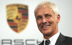Гендиректор Porsche возглавил Volkswagen