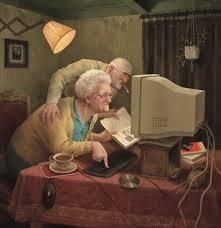 Компьютерные игры омолаживают пожилых людей