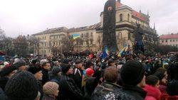 Депутатов ПР запугивают SMS с Евромайдана - пресс-служба