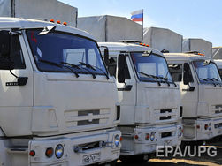 Пограничники РФ ничего не знают о второй части гумконвоя в Луганск