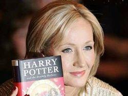 Джоан Роулинг представила новую историю про Гарри Поттера
