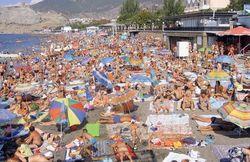 Министерство курортов и туризма Крыма рассчитывает на 6 млн. туристов