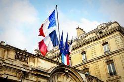 Сепаратисты Алчевска подняли флаг Франции вместо РФ