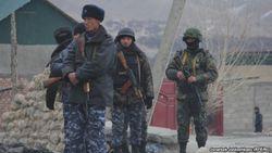 На таджикско-киргизской границе снова стрельба
