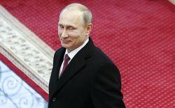 Читатели Time назвали Путина самым влиятельным человеком планеты