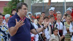 Саакашвили отмечает 100 дней губернаторства в Одессе