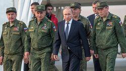Два российских генерала получили Звезду Героя России за Сирию