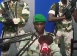 В африканской стране произошла попытка военного переворота