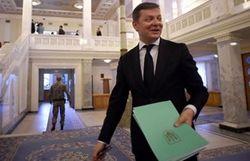 В Сети показали видео застрявшего в лифте Олега Ляшко