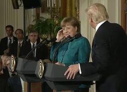 Ангеле Меркель не хватило 5 депутатов, чтобы избежать коалиции