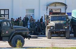 Батальон морской пехоты из Феодосии возвращается в Украину