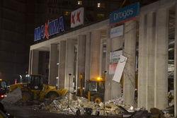 Обрушение ТЦ в Риге могло произойти из-за стройматериалов на крыше – версия