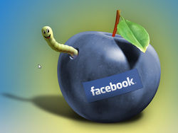 В соцсети Facebook обнаружен вирус из Польши, предлагающий просмотр порно