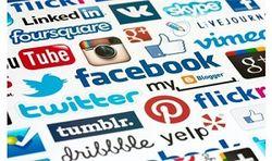 На каждого жителя Украины приходится по одному аккаунту в соцсетях