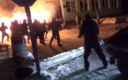 Спецназ прорвал блокаду в Василькове и двинулся на Киев