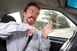 В Запорожье водители, не поделив дорогу, устроили перестрелку