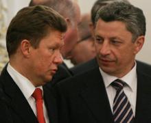 Бойко обсуждал с главой «Газпрома» дальнейшее сотрудничество