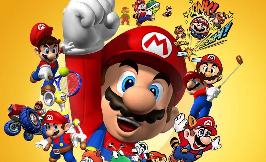 the history of super mario brothers the video games most famous heroes Mario (マリオ) is a veteran fighter in the upcoming super smash bros ultimatehe was confirmed in the game's first teaser trailer in march of 2018 mario's model is updated to include cappy, which reflects his adventures in super mario odyssey.