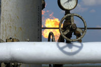 В Таджикистане упала добыча природного газа