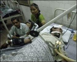 В Индии люди отравились алкоголем. 15 погибших