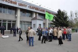 В Харькове, на американские деньги строится ядерная установка