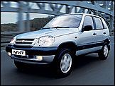 Почему подорожали автомобили марки Chevrolet NIVA?