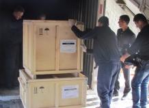 Таджикистан получил первую партию российской «гуманитарки»