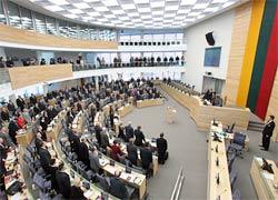 Сколько истратят на командировки литовские «народные избранники»?