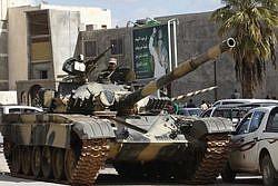 Почему перевезена ливийская бронетехника в Нигер?