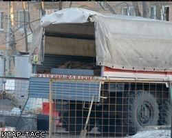 Кто угнал грузовик с боеприпасами из военной части?