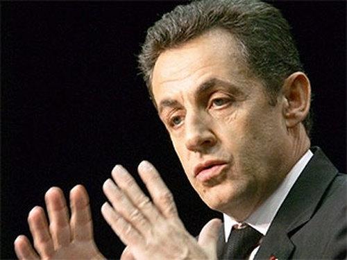 """Происшествия. Саркози подписал закон о пенсионной реформе """" Vesti.kz"""