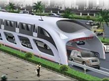 автобус 3D Fast Bus