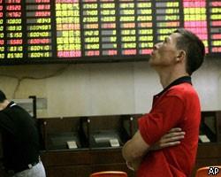 Мировые биржи стабилизируются после резкого обвала