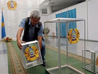 Казахстан готовится к выборам