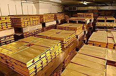 На сколько выросли золотовалютные резервы Кыргызстана?