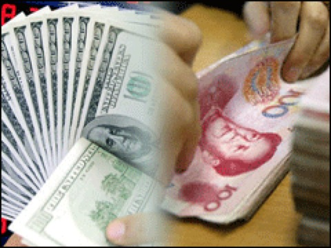 rmb revaluation The rmb's parity rate against the us dollar was at 63359 on dec 13, 62 base points lower than that of the previous day.