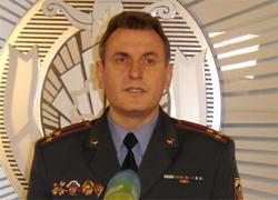 Замминистра МВД Беларуси, возможно, арестован