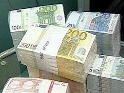 Курс евро: инвесторы выводят активы из ЕС