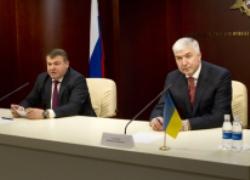 Анатолий Сердюков и Дмитрий Саламатин